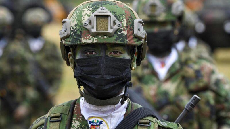 La Colombie: Cinq soldats tués par le Clan del Golfo