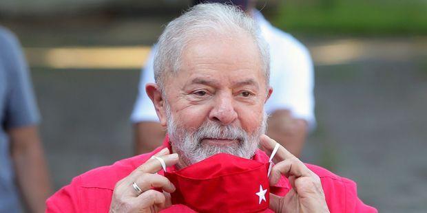 Le Brésil: Enquête classée contre l'ancien président Luiz Inácio Lula da Silva