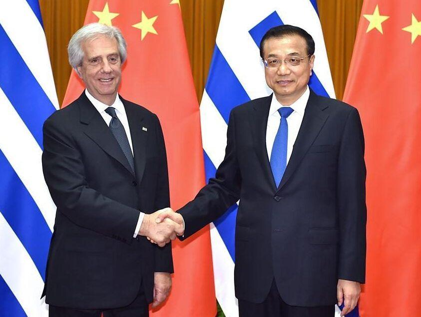 L'Uruguay : Accord de libre-échange (ALE) avec la Chine