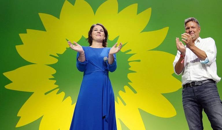 Législatives en Allemagne : les Verts et les libéraux en position de faiseurs de roi