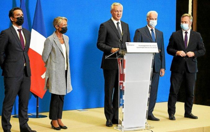La France: Suppression du fonds de solidarité aux entreprises (Covid)
