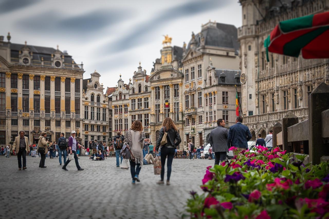 La Belgique: Augmentation des prix de l'immobilier