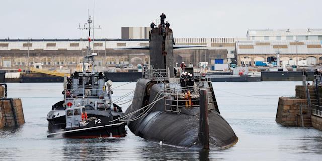 La France: l'Australie annule le contrat d'achat de sous-marins français