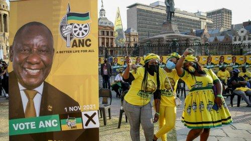 Afrique du Sud-Elections municipales : L'ANC s'engage à se renouveler