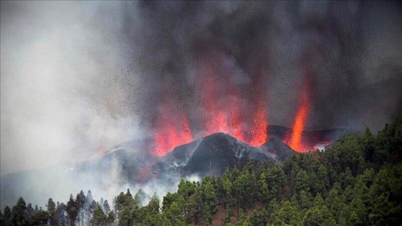 L'Espagne: Retour à la normale après l'éruption volcanique