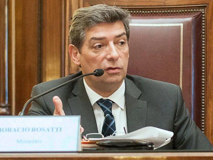 L'Argentine: Horacio Rosatti est le nouveau président de la plus haute juridiction du pays