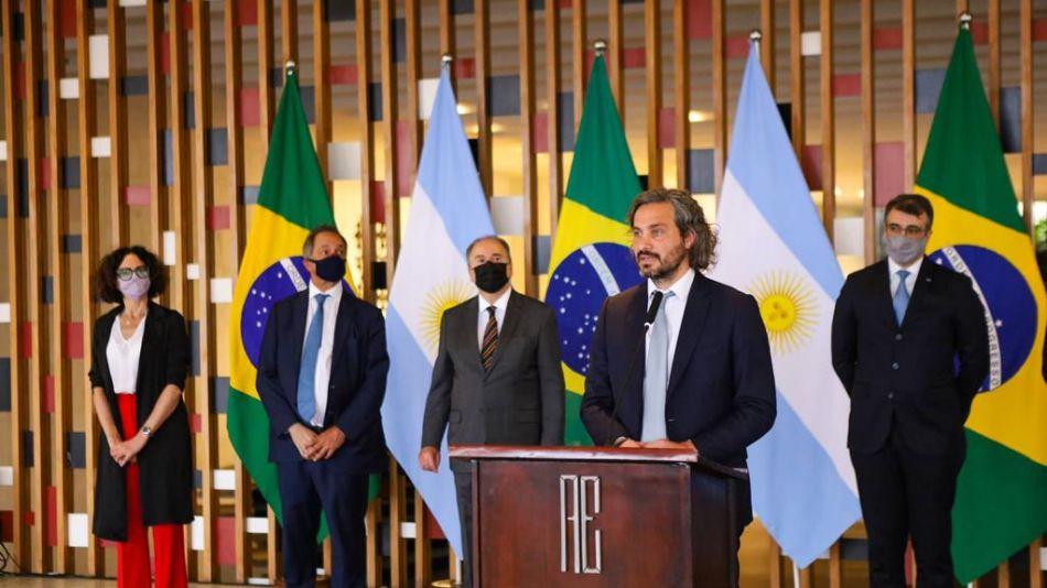 L'Argentine : Mercosur